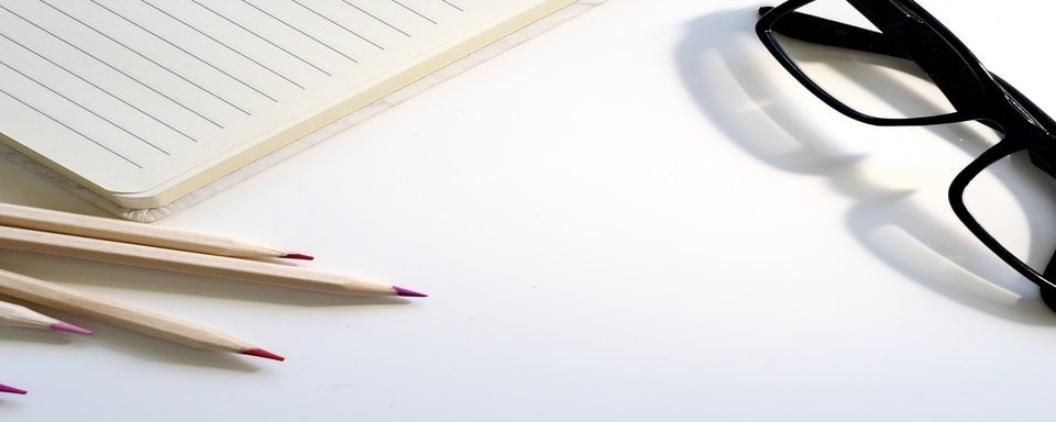 Image of a notepad